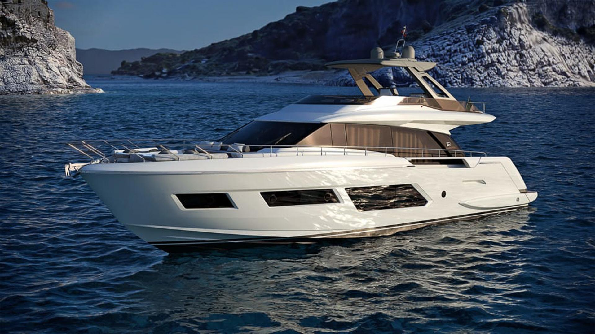 Ferretti Yachts 670-2-2
